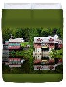 Shelburne Reflections Duvet Cover