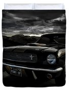 Shelby Gt350h Rent-a-racer Duvet Cover