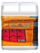 Shelby Tail Light Duvet Cover