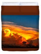 Shelf Cloud 01 Duvet Cover