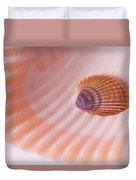 Shell And Baby Shell Duvet Cover
