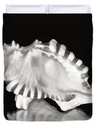 Shell And Reflection Duvet Cover