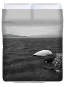 Shell And Sand Duvet Cover