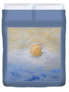 Shell Duvet Cover