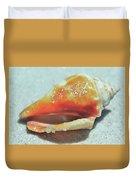 Shell Shocked Duvet Cover