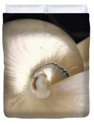 Shell Swirl Duvet Cover