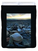 Shells At Sunrise  Duvet Cover