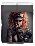 Shelly 1 Duvet Cover