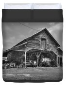 Shelter From The Storm 2 Wrayswood Barn Duvet Cover