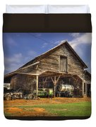 Shelter From The Storm Wrayswood Barn Duvet Cover