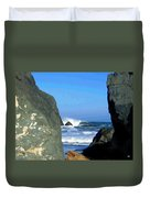 Sheltered From The Wind Duvet Cover