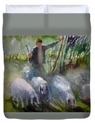 Shepherd... Duvet Cover