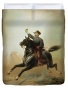 Sheridan's Ride Duvet Cover