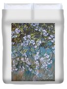 Sherry Flower 1 Duvet Cover