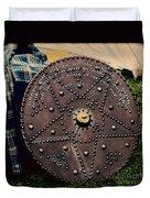 Shield Of Faith Duvet Cover