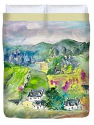 Shieldaig In Scotland 06 Duvet Cover