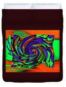 Shifting Sands Duvet Cover