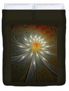 Shimmer Duvet Cover by Amanda Moore