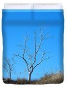 Shimmering Tree Duvet Cover
