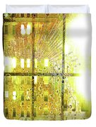 Shine A Light Duvet Cover
