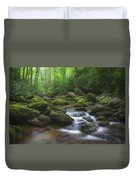 Shining Creek Duvet Cover
