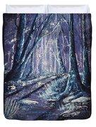 Shining Wood Duvet Cover