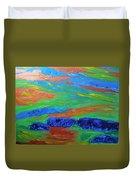 Shinning Sea Duvet Cover