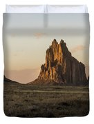 Shiprock 2 - North West New Mexico Duvet Cover