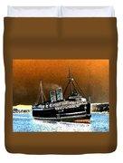 Shipshape 4 Duvet Cover