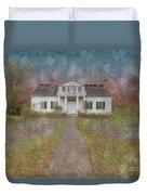 Shirley House  Duvet Cover