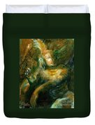 Shiva Lord Of The Dance Duvet Cover