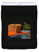 Shock Top Duvet Cover
