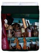 Shoemaker Supplies Duvet Cover
