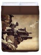 Shooter Duvet Cover