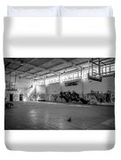 Shooters Alley Duvet Cover