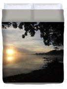 Shoreline Sunrise Duvet Cover