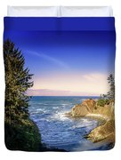 Shores Acres Cove Duvet Cover