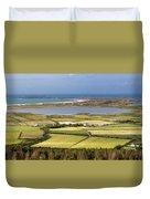 Shores Of Fahamore Ireland Duvet Cover