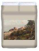Shorescape Duvet Cover