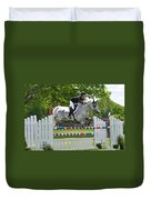 Show Jumper Duvet Cover