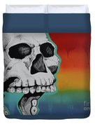 Show Me Your Teeth Duvet Cover