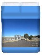 Shumway Corral Duvet Cover
