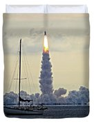 Shuttle Endeavour Duvet Cover