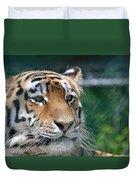 Siberian Tiger 2 Duvet Cover