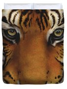 Siberian Tiger I Duvet Cover
