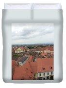Sibiu 3 Duvet Cover