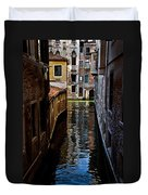 Side Canal Duvet Cover