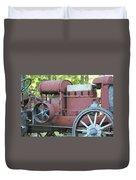 Side Of Mccormic Deering Tractor   # Duvet Cover