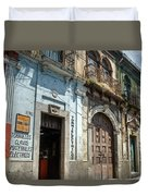Side Street Homes Antiqua Guatemala 3 Duvet Cover