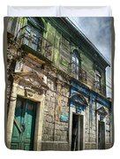 Side Street Homes Antiqua Guatemala 5 Duvet Cover